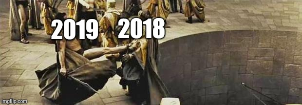 300 kick | 2018 2019 | image tagged in 300 kick | made w/ Imgflip meme maker