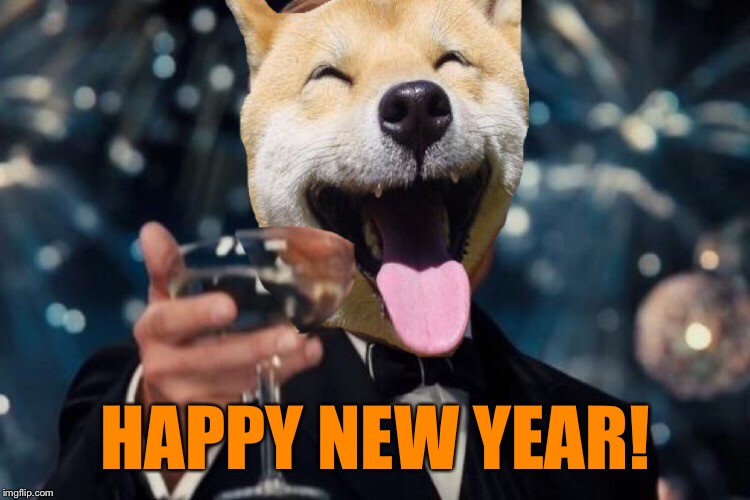 HAPPY NEW YEAR! | made w/ Imgflip meme maker