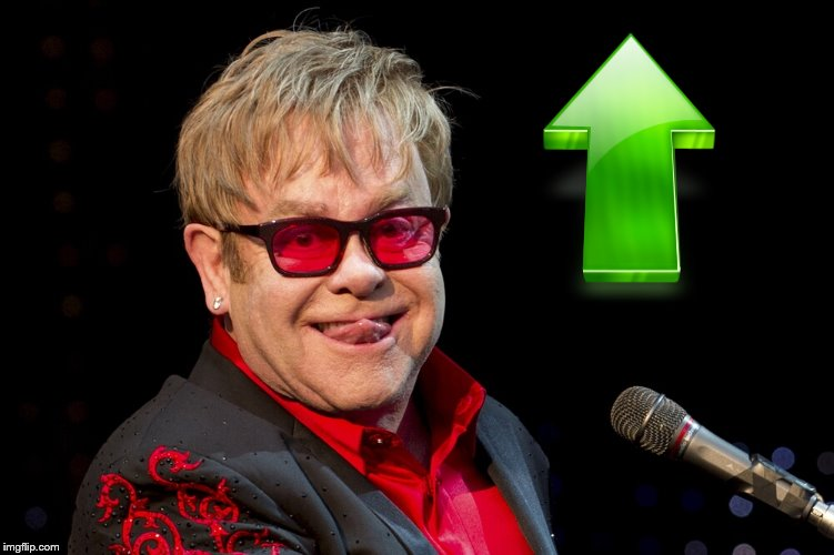 Elton John | image tagged in elton john | made w/ Imgflip meme maker