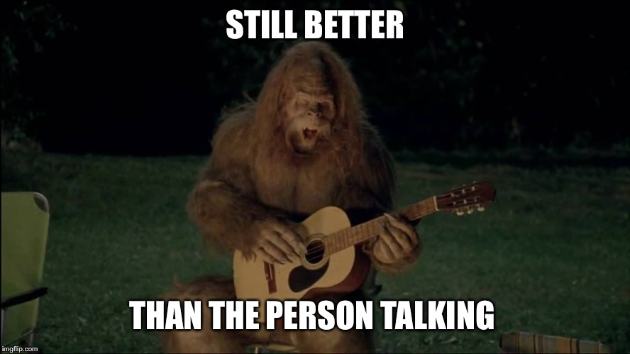 STILL BETTER THAN THE PERSON TALKING | made w/ Imgflip meme maker