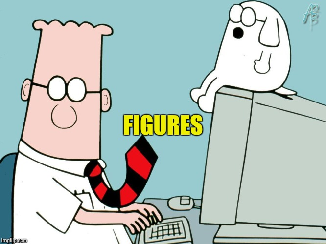 Dilbert | FIGURES | image tagged in dilbert | made w/ Imgflip meme maker