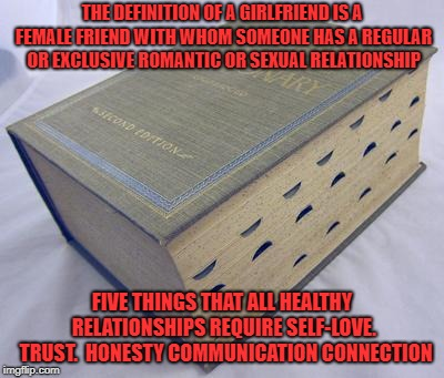 exclusive relationship definition