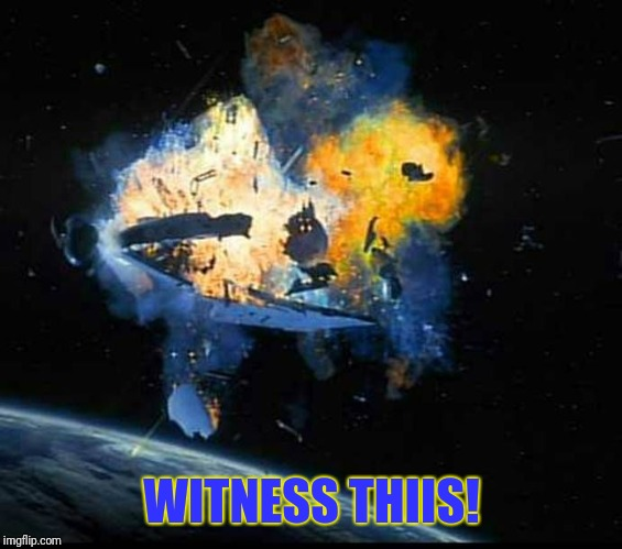 WITNESS THIIS! | made w/ Imgflip meme maker