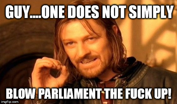 Guy Fawkes | image tagged in sean bean | made w/ Imgflip meme maker