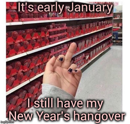 "There's now a ""Black Friday"" for Valentine's day ? 