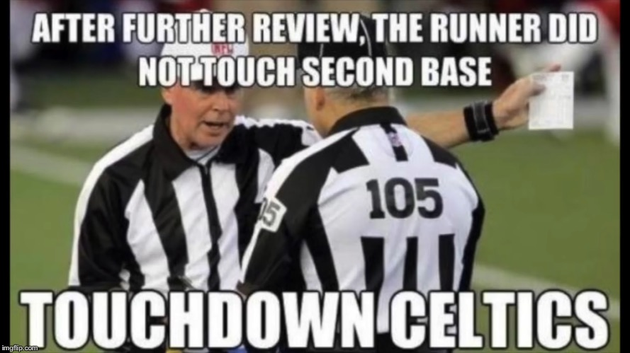 image tagged in nfl referee,memes | made w/ Imgflip meme maker