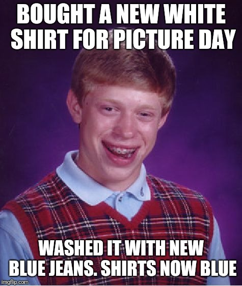 """It's Laundry day!"" 