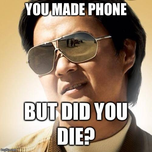 did you | YOU MADE PHONE | image tagged in did you | made w/ Imgflip meme maker