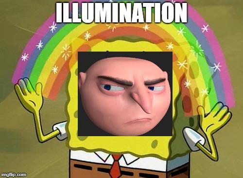 Spongebob Imagination Meme Generator