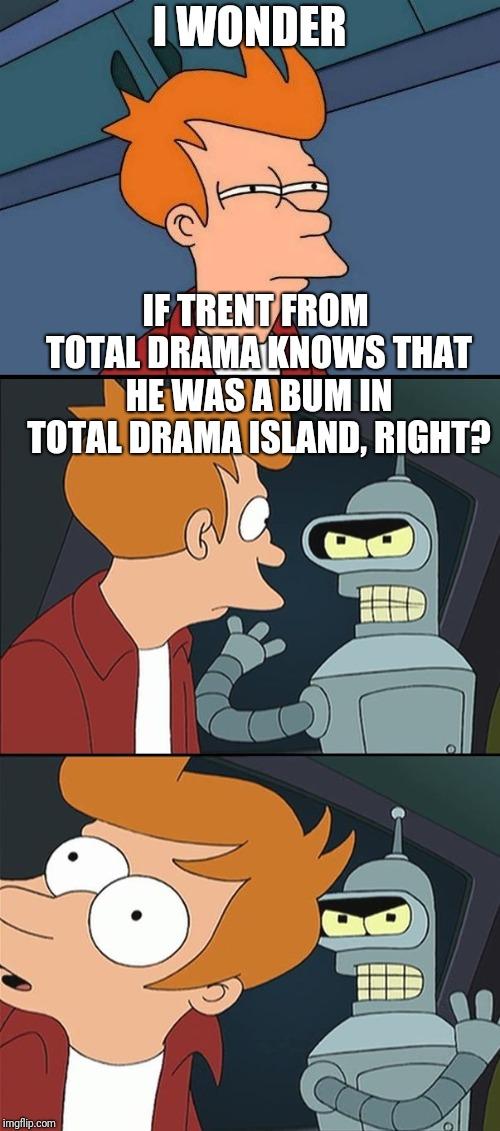 Total drama island he