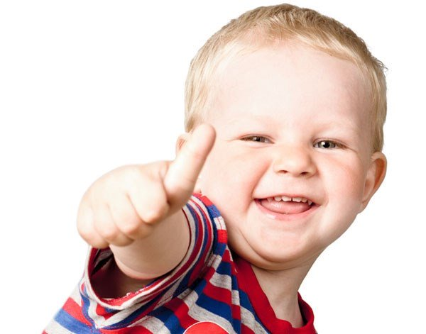 Image result for kid thumbs up