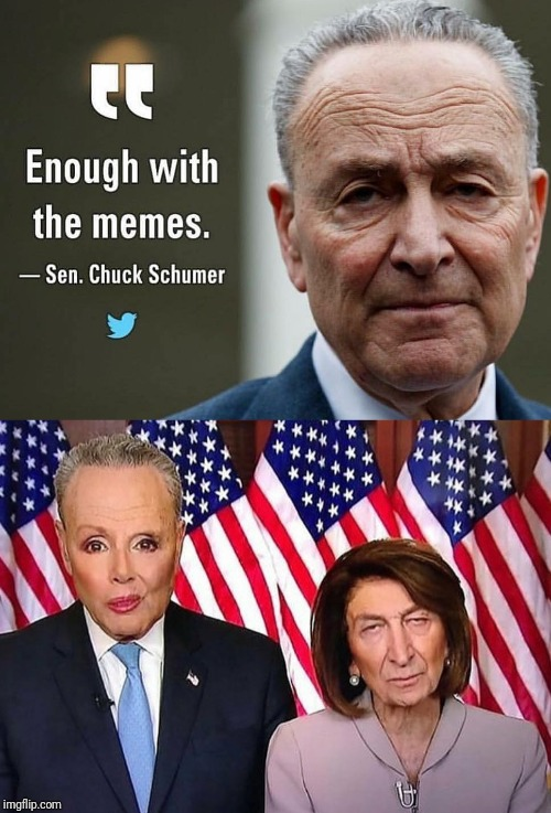 image tagged in schumer | made w/ Imgflip meme maker
