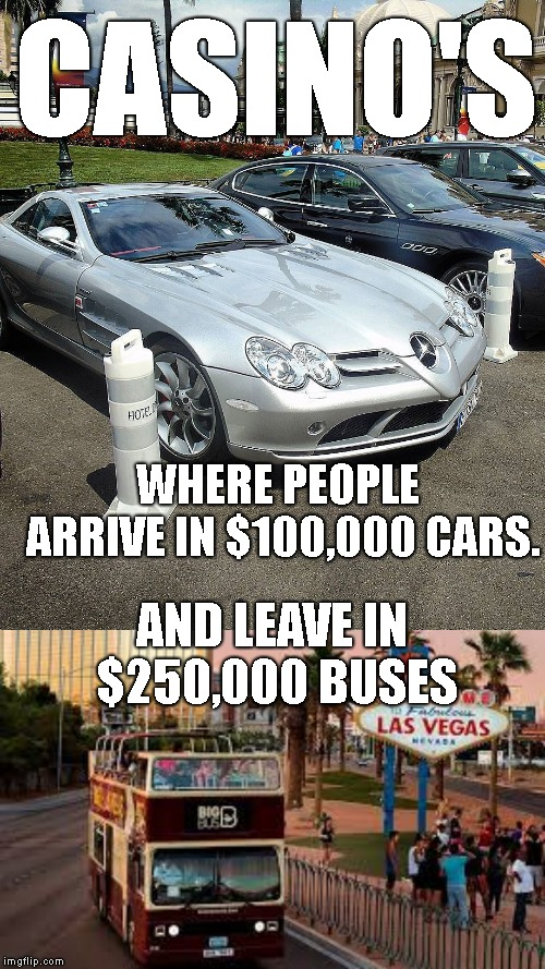 """That's how they keep the lights on"" 