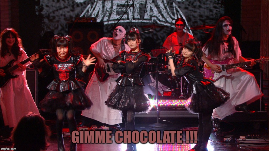 GIMME CHOCOLATE !!! | made w/ Imgflip meme maker