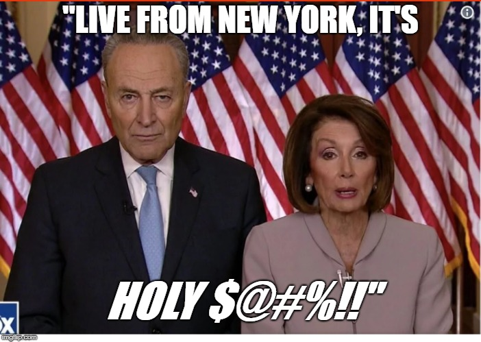 "SN Hell | ""LIVE FROM NEW YORK, IT'S HOLY $@#%!!"" 