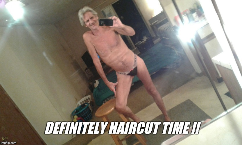 DEFINITELY HAIRCUT TIME !! | image tagged in jeffreys tip of the day | made w/ Imgflip meme maker