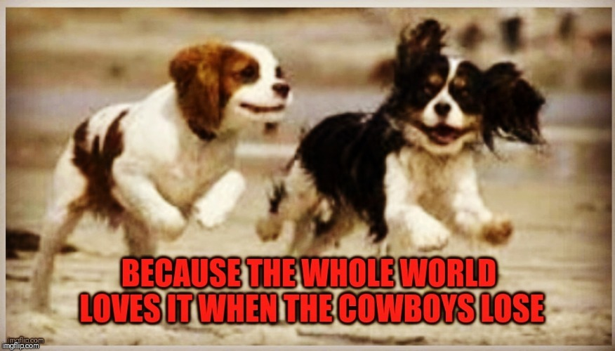 Today was a good day | image tagged in dallas cowboys,nfl memes,nfl playoffs,losers,so close | made w/ Imgflip meme maker