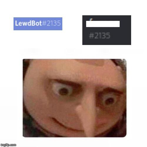 My discord tag looks familiar    - Imgflip