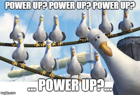 PowerUp?
