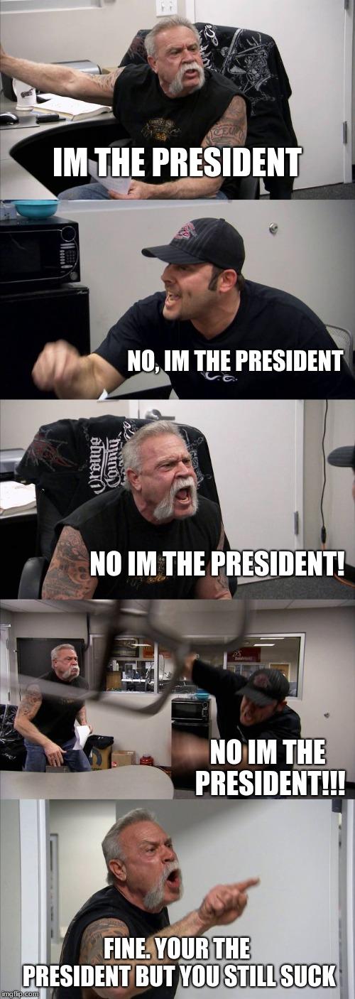 2020 President Election - Imgflip