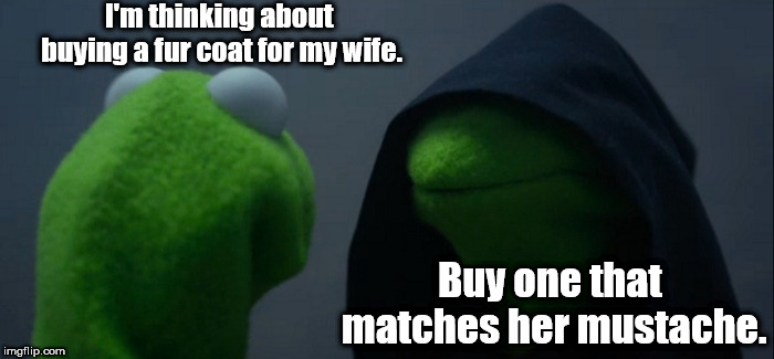 """Does this make me look fat?"" 