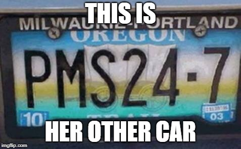 THIS IS HER OTHER CAR | made w/ Imgflip meme maker