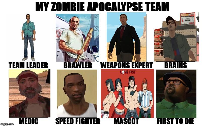 Grand Theft Apocalypse - Imgflip
