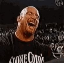 Stone Cold Laughing | . | image tagged in stone cold laughing | made w/ Imgflip meme maker