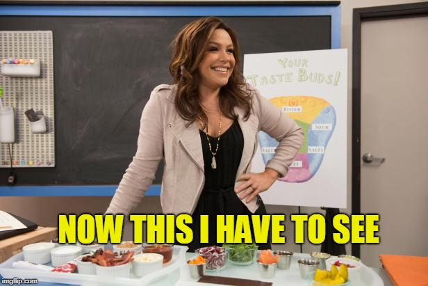 Rachael Ray | NOW THIS I HAVE TO SEE | image tagged in rachael ray | made w/ Imgflip meme maker