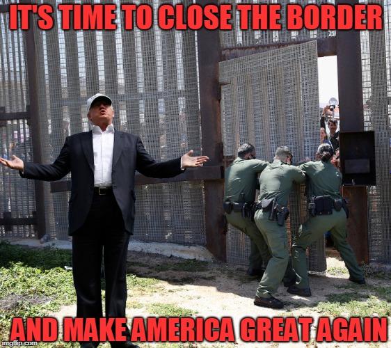 Make america fist again