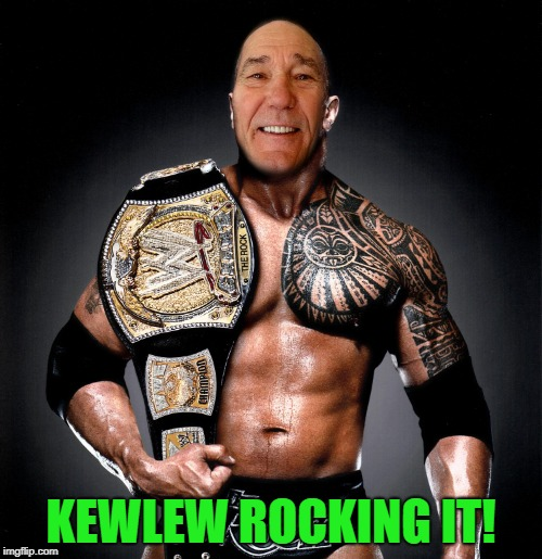 KEWLEW ROCKING IT! | made w/ Imgflip meme maker