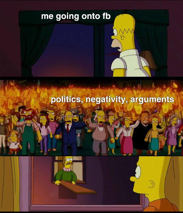 Simpsons Mob Blank Template Imgflip