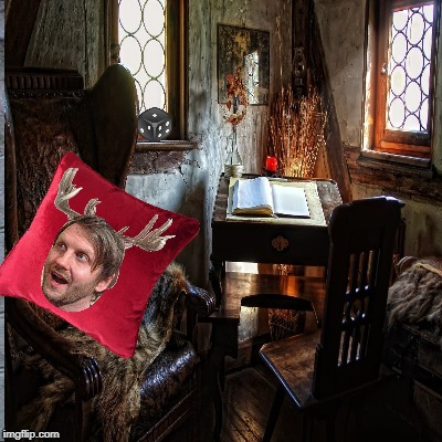 old room stag cush | image tagged in old room stag cush | made w/ Imgflip meme maker