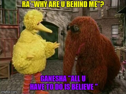 "Smite Ra & Ganesha | RA ""WHY ARE U BEHIND ME""? GANESHA ""ALL U HAVE TO DO IS BELIEVE "" 