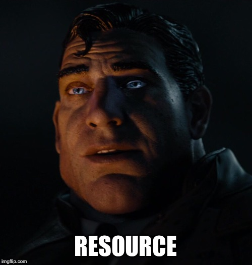 RESOURCE | image tagged in resource avatar | made w/ Imgflip meme maker