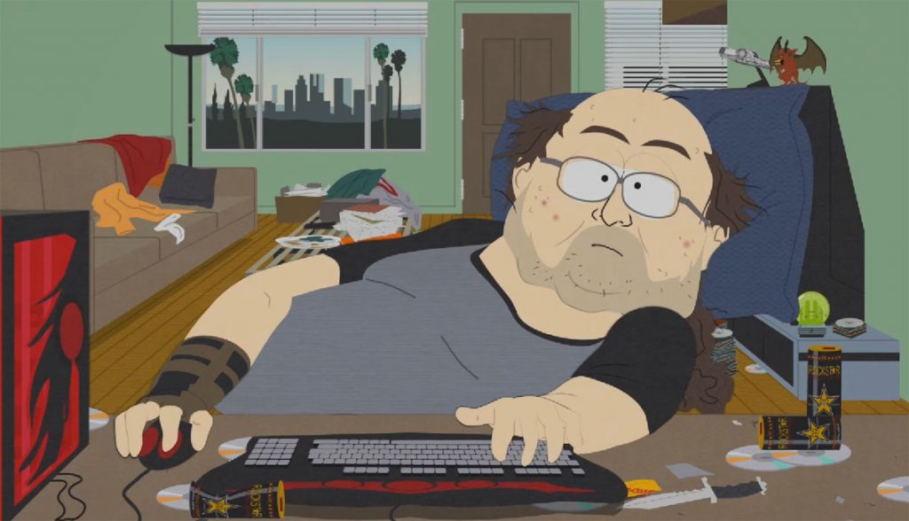 South Park Neckbeard Blank Template - Imgflip