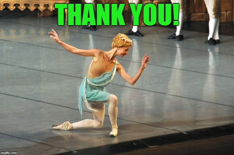 thank you | THANK YOU! | image tagged in thank you | made w/ Imgflip meme maker