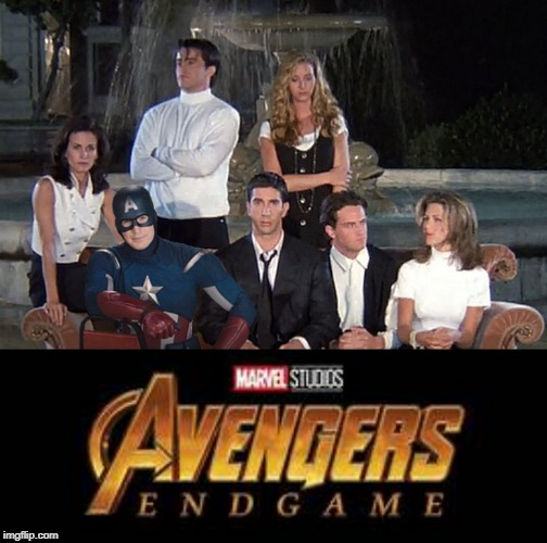 Avengers: The B Team | image tagged in avengers,friends,marvel,funny | made w/ Imgflip meme maker