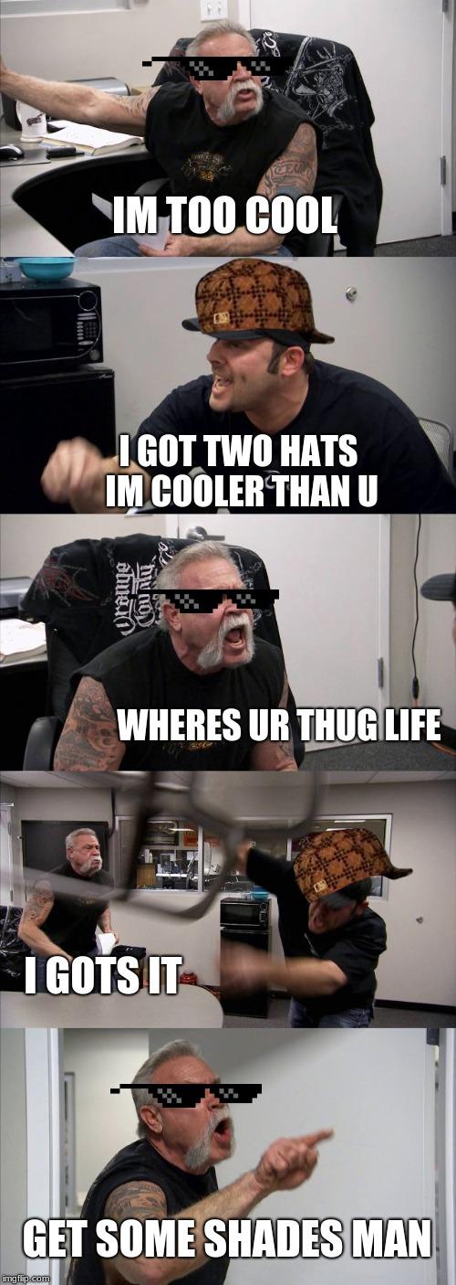 aa4ab3048 American Chopper Argument Meme - Imgflip