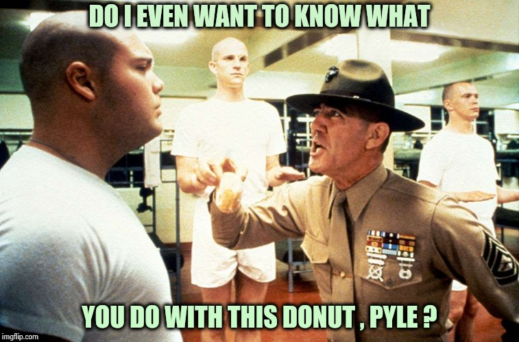"""Full Metal Jacket"" deleted scene 
