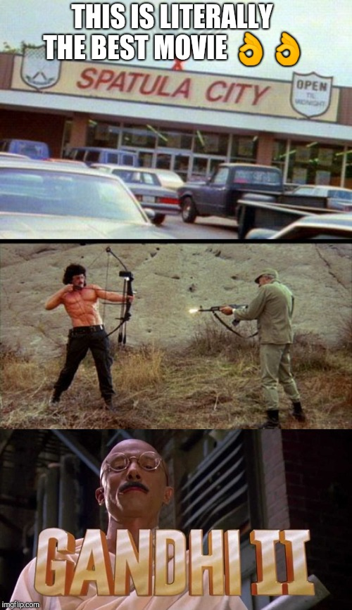 Just watch UHF if you already hadn't seen it. | THIS IS LITERALLY THE BEST MOVIE  | image tagged in uhf,weird al yankovic,movies,memes | made w/ Imgflip meme maker
