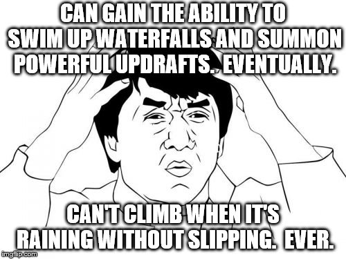 doppelheathen s gaming images imgflip Knowledge Meme ridiculous zelda logic part 3