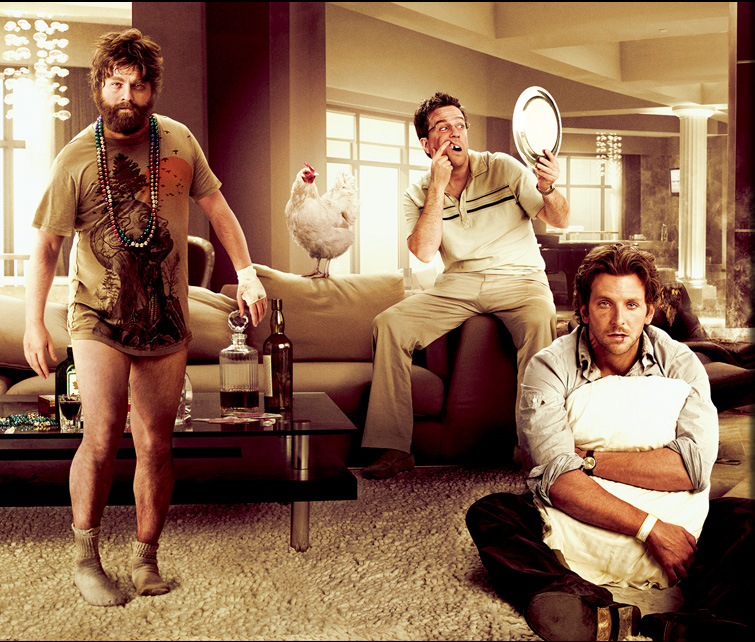 Transphobia rears its ugly head in the hangover
