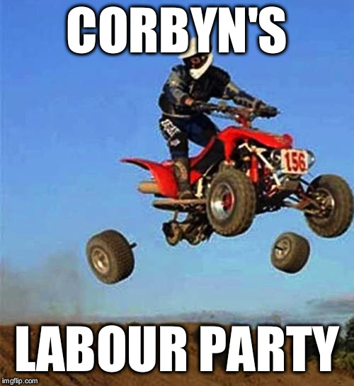 Corbyn Labour Party | CORBYN'S LABOUR PARTY | image tagged in wearecorbyn,labourisdead,gtto jc4pm,cultofcorbyn,anti-semite and a racist,communist socialist | made w/ Imgflip meme maker