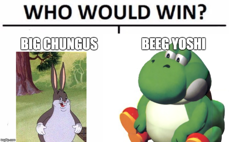 Image Tagged In Funny Who Would Win Imgflip