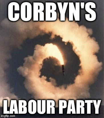 Corbyn Labour Party fail | CORBYN'S LABOUR PARTY | image tagged in labourisdead,cultofcorbyn,gtto jc4pm,wearecorbyn,anti-semite and a racist,communist socialist | made w/ Imgflip meme maker