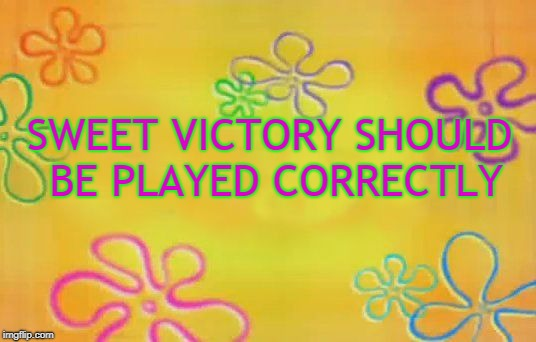 spONGEBOB TITLE CARD FOR A CERTAIN NSUPER BOWL FAIL....YES I HAVE MADE 3 OF THESE | SWEET VICTORY SHOULD BE PLAYED CORRECTLY | image tagged in spongebob time card background,super bowl 51,funny,memes,spongebob | made w/ Imgflip meme maker
