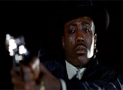 Crying Wesley Snipes Blank Meme Template