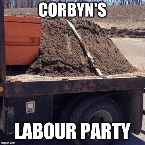 Corbyn's Labour Party | CORBYN'S LABOUR PARTY | image tagged in special kind of stupid,wearecorbyn,gtto jc4pm,labourisdead,cultofcorbyn,anti-semite and a racist | made w/ Imgflip meme maker