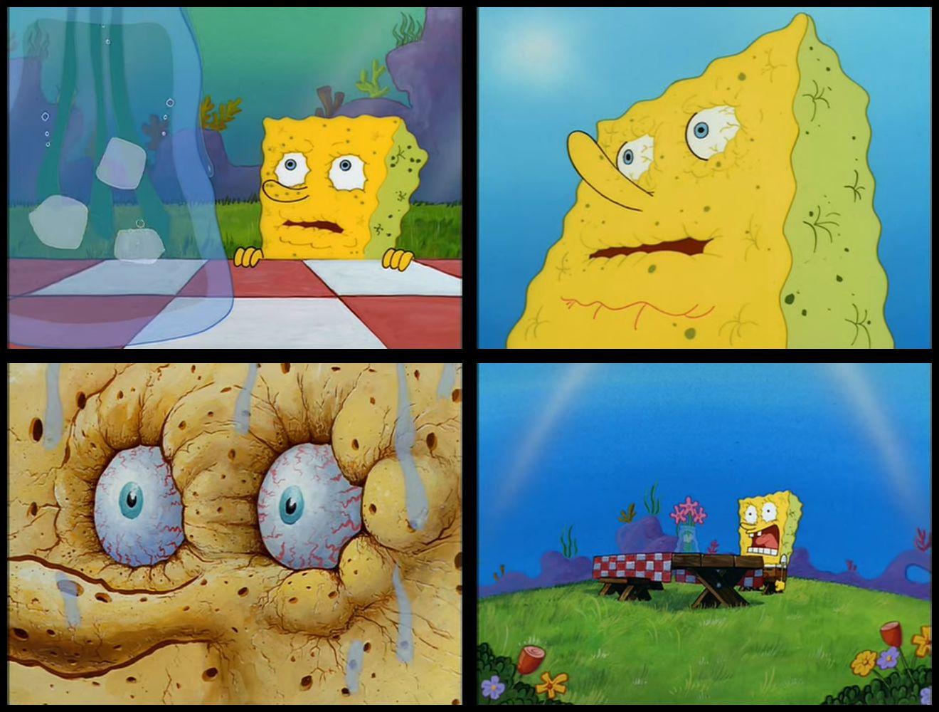 Spongebob i need it